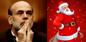 柏南克=聖誕老人?末日博士麥嘉華:更多 QE 還會接踵而至