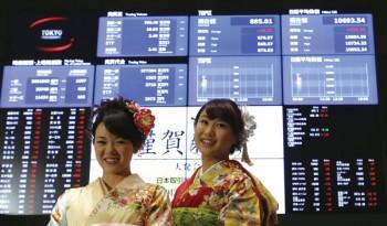日本醒了嗎?-安倍經濟學實施滿周年