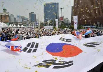 悶!–台灣人均所得連續第九年敗給南韓
