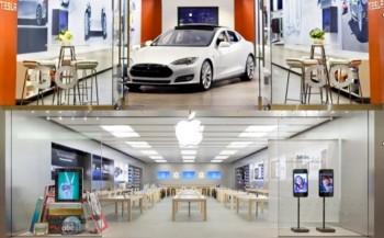 """【全球財經頭條】""""iCar""""不再是玩笑, Apple 想收購 Tesla?"""