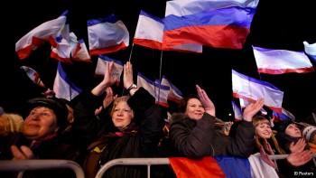 克里米亞公投一面倒向俄羅斯 為何大家不意外