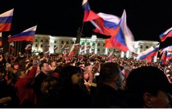 【全球財經頭條】克里米亞宣佈獨立 正式申請加入俄羅斯