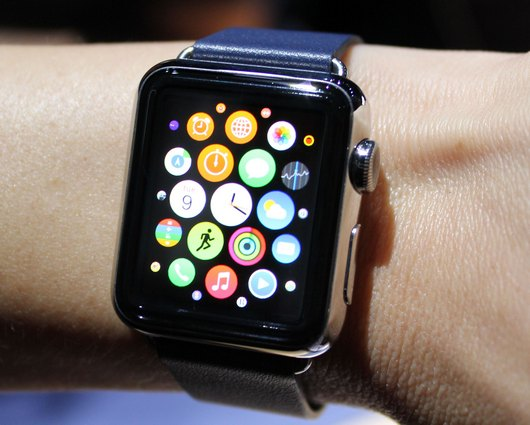 Apple unveils Apple Watch