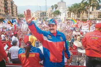 太瘋狂了!委內瑞拉股市暴漲73%
