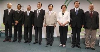【全球財經頭條】林全宣布新內閣 副院長林錫耀